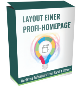Profi-Homepage mit WordPress